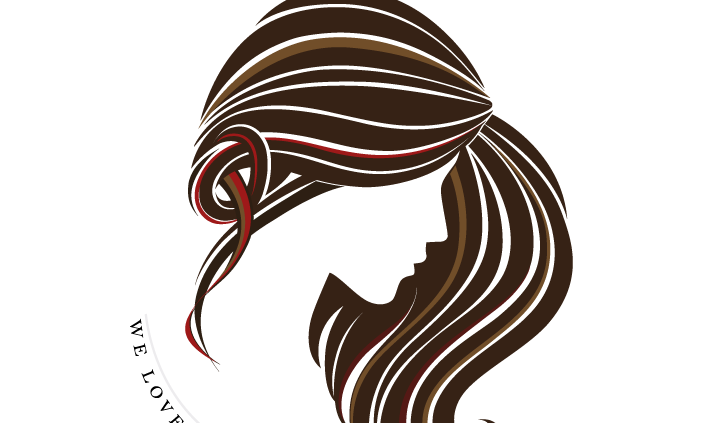 Mago hiustenpidennykset -logo